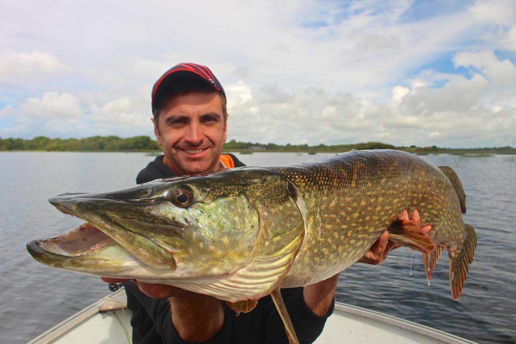 Риболов на щука в Ирландия