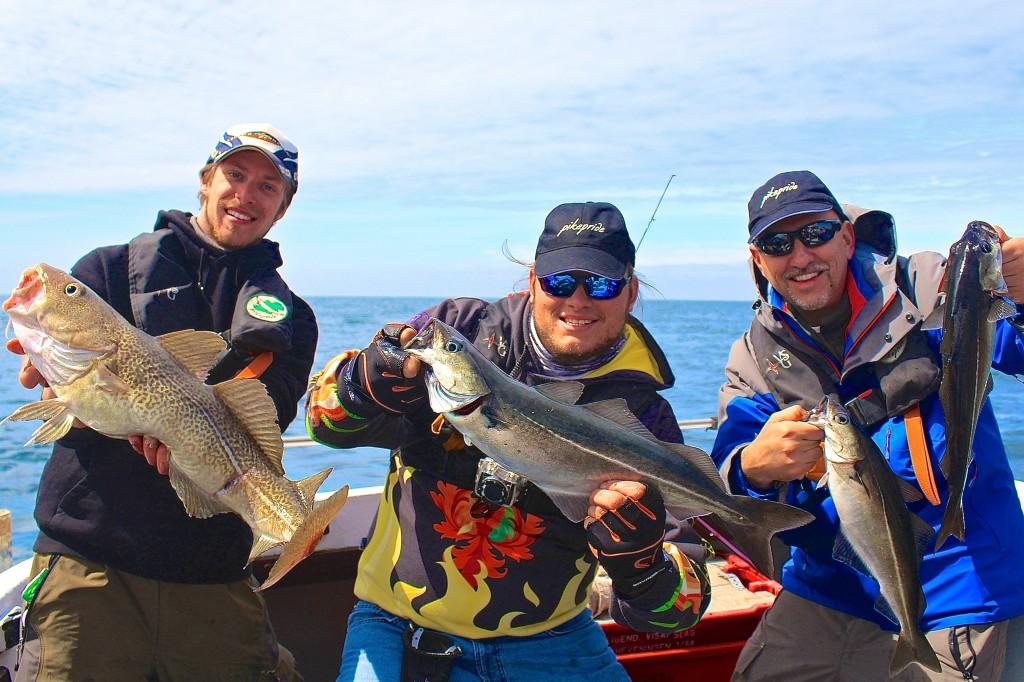 Морски риболов в Ирландия